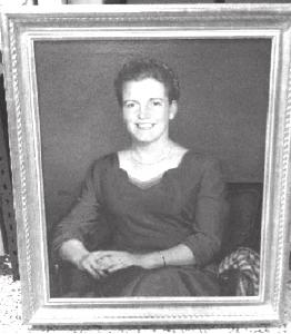 Ruth Kohler Portrait