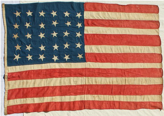 30th Star Flag