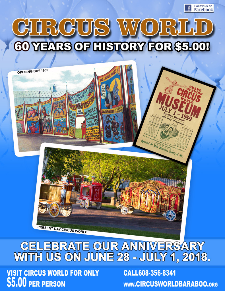 Circus World Museum Anniversary Days
