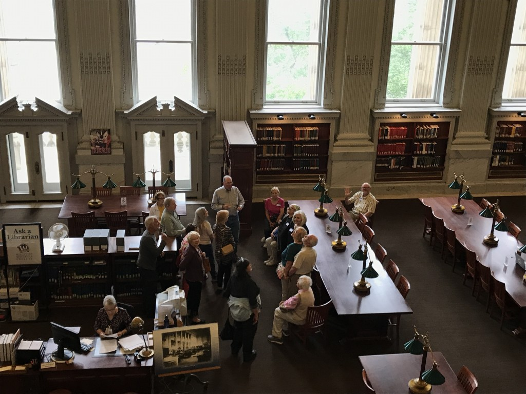 Annual Meeting 2018 - Reading Room a
